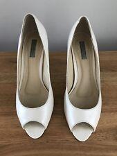 d3abb5eab30 Tony Bianco Wedding Bridesmaid Shoes Ivory Heels 8