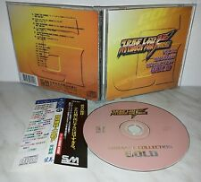 CD SUPER ROBOT TAISEN F VOCAL & ARRANGE COLLECTION GOLD - A&G-041 - TAIWAN
