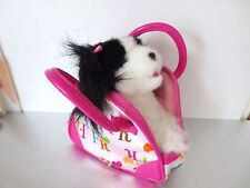 FurReal Friends Teacup Pups on the Go -Great for American Girl Dolls Lot J12