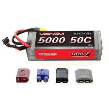 Venom 50C 3S 5000mAh 11.1V LiPo Hardcase Battery EC3 Deans Traxxas Tamiya Plug