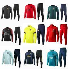 Bambini Calcio Tuta ginnastica Abbigliamento sportiv Formazione Completo da uomo