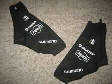 Giant Alpecin ISSUED for RIDER cycling overshoes no jersey shirt shoes size S-M