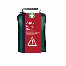 Critical Injury Major Bleed First Aid Kit Tree Surgeon heights Trauma BS8599-1