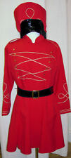 Miss Toy Soldier Ex Hire Xmas Christmas Fancy Dress Costume Size 16 - 18 P9909