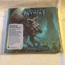 AUTOPSY - Macabre Eternal LTD ED DIGI CD BRAND NEW & SEALED!