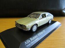 MINICHAMPS 400 120121 ALFA ROMEO ALFETTA GTV 1976