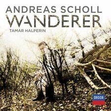 ANDREAS SCHOLL - WANDERER NEW CD
