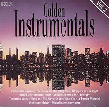 Golden Instrumentals 2 (1990) Großes Akkordeon-Orch. Fred Hector, Trinida.. [CD]