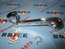 1939-1958 Buick Window Crank Handle with Chrome Knob. Winder. OEM #4115747