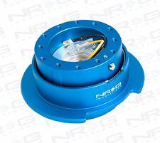NRG Steering Wheel GEN 2.5 QUICK RELEASE Kit (BLUE Body / BLUE Ring)