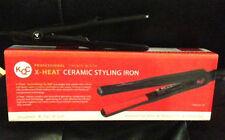 "KQC X-Heat Flat Iron Hair Straightener 1"" +  Mini Waver Iron - FREE FASP SHIPPIN"