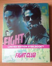 Fight Club Steelbook Blu-Ray New & Factory Sealed