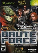 Brute Force for XBox Classic (2003 , PAL)