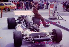 Jo Siffert Yardley BRM P160 Questor Grand Prix 1971 Photograph
