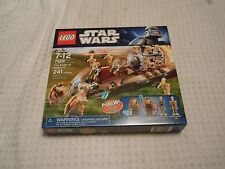 LEGO STAR WARS Battle of Naboo Set 7929 New Sealed 12 Minifigs Battle Droids