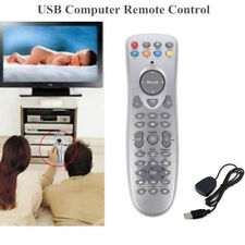 Wireless USB MouseKeyboard Remote Control Media CenterController For Laptop PC T
