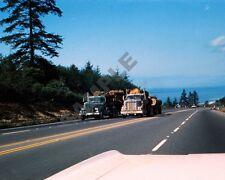 "Kenworth Logging Trucks Semi Log Truck Rig 8""x 10"" Photo 12"