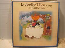 CAT STEVENS TEA FOR the TILLERMAN G/fold free uk post Italian press