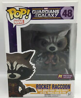 Funko Pop Rocket Raccoon PX Previews Exclusive 48 Guardians Of The Galaxy #3