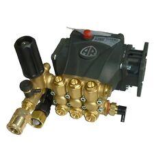 AR RCV3G27-PKG Pressure Washer Pump with bolt-on Unloader, Chemical Injector