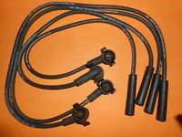 FORD FIESTA Mk3 1.0, 1.1, 1.3 (1989-96) IGNITION LEADS SET - XC401