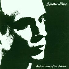 Eno Brian - Before And After Science