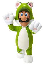 """Super Mario Bros. 4"""" Figures Wave 5 Cat Luigi"""