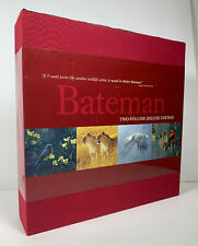 Robert Bateman Two Volume Deluxe Edition An Artist In Nature and Natural Worlds