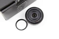 Fujifilm FUJINON XF 27mm f/2.8 (schwarz)