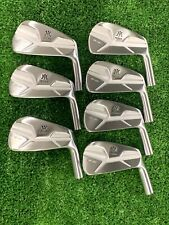 Miura MC-501 Chrome Forged Iron Set 4-PW Choose Your Shaft *Certified Dealer*