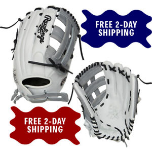 RAWLINGS HEART OF THE HIDE 12.75-INCH MODEL FASTPITCH SOFTBALL GLOVE PRO1275SB