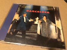 Queen Freddie Mercury Barcelona 1992 Cd Single Excellent