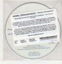 (GS227) Jyrojets, Hollywood Hold On - 2007 DJ CD