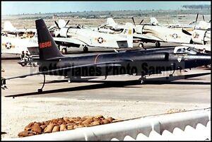 USAF Lockheed U-2 4028th SRS Bien Hoa Air Base 1965 8x12 Photos