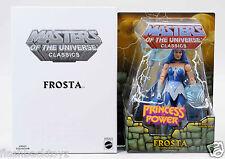 2012 MOTU Frosta Masters of the Universe Classics MOTUC MOC