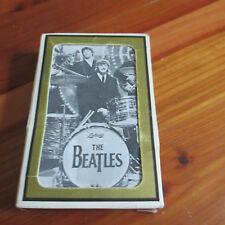 BEATLES Playing Cards 1964 Full Deck Original Box; 54 Cards; Gemaco NEMS; Swap ?