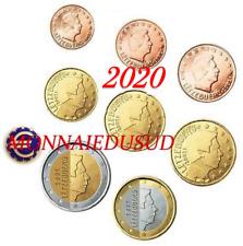 Série 1 Cent à 2 Euro Luxembourg 2020 - Série UNC