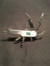 Vintage Mountain Dew Multi Tool Knife 7 Functions