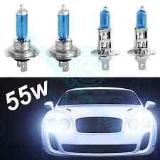 H7 & H1 Xenon Look Upgrade Headlight Bulbs 55w 477 448