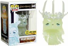 Funko Pop! Movies Lord of the Rings Twilight Ringwraith Hot Topic Exclusive Glow