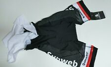 Original Team Giant Sunweb Pro Team Cycling Dyneema Hose kurze BIB Short S New