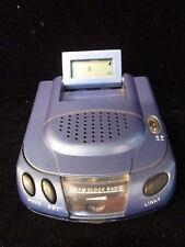 CURTIS AM/ FM CLOCK RADIO small RS-35