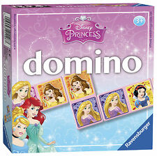 DISNEY PRINCESS MINI DOMINO RAVENSBURGER GAME