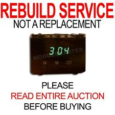 96 97 98 99 00 01 02 Toyota 4-Runner Clock REBUILD REPAIR