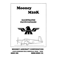 Mooney M20K Parts Catalog