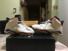 2008 Beijing Olympic Retro Jordan 6 Size 10 1 3 4 5 7 8 9 11 12 13 OG Nike
