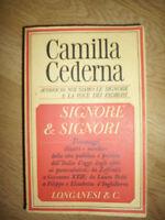 Camilla Cederna - Signore & signori - ED:LonganesI - ANNO:1966 (YO)