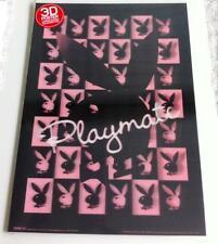 PLAYBOY 3D Lentikularposter Plakat 50 x 70 cm NEU OVP 70002