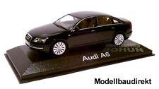 Audi A6 in Dunkelblau Bj 2004 1:43 Minichamps in Audi Verpackung NEU & OVP