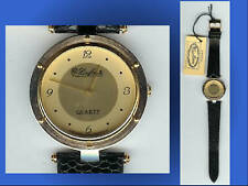 Vintage Men's Defonte Gold Face Watch NOS